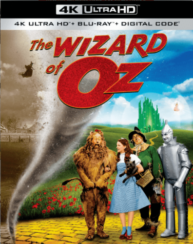 The Wizard of Oz 4K 1939