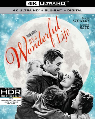 Its a Wonderful Life 4K 1946