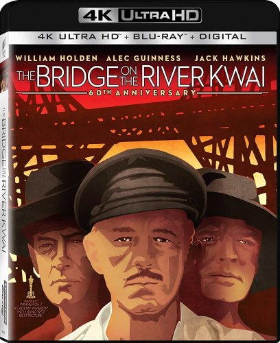 The Bridge on the River Kwai 4K 1957