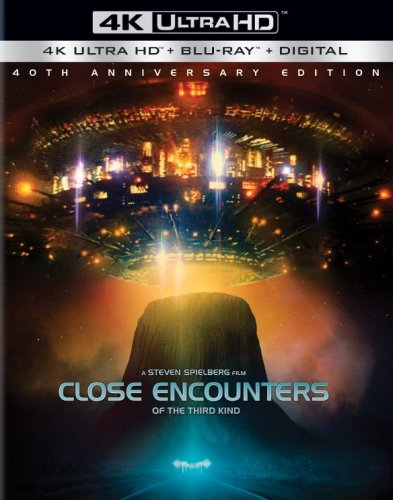 Close Encounters of the Third Kind 4K 1977