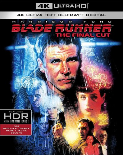 Blade Runner 4K 1982 The Final Cut