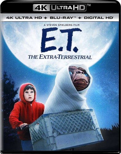 E.T. the Extra-Terrestrial 4K 1982