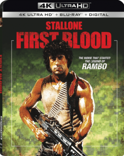 Rambo First Blood 4K 1982