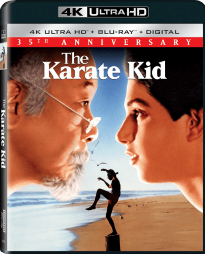The Karate Kid 4K 1984