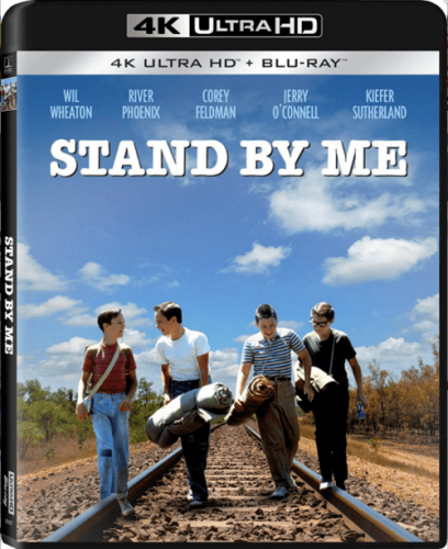 Stand by Me 4K 1986