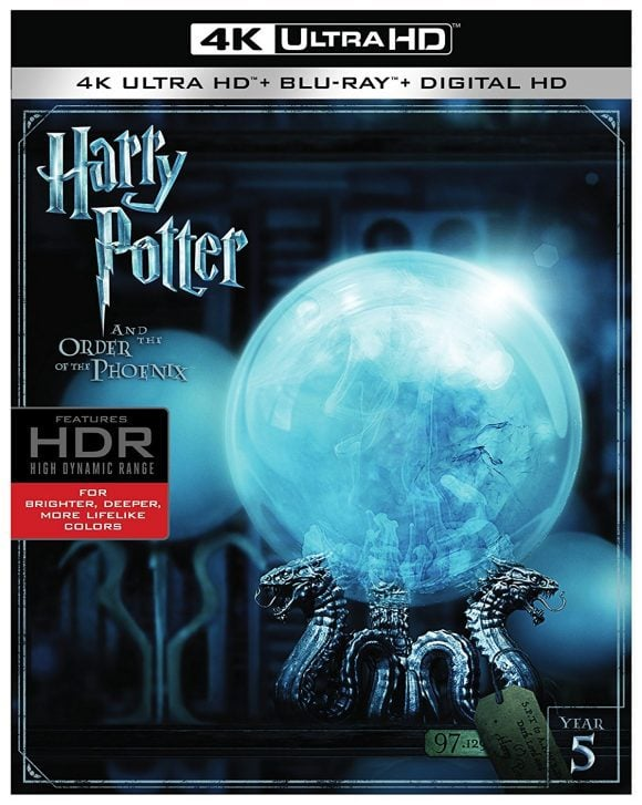 Harry Potter and the Order of the Phoenix 4K 2007 » 4K Movies Download -  Blu-ray Ultra HD 2160p