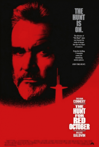 The Hunt for Red October 4K 1990