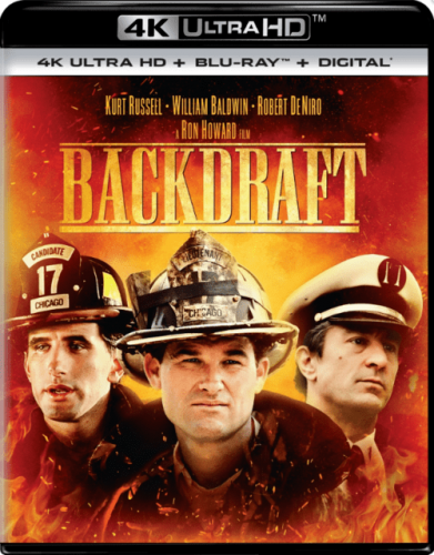 Backdraft 4K 1991