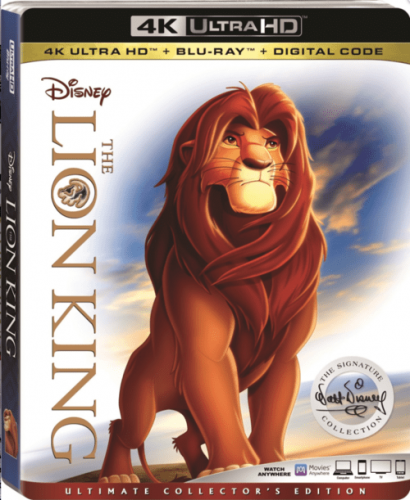 The Lion King 4K 1994