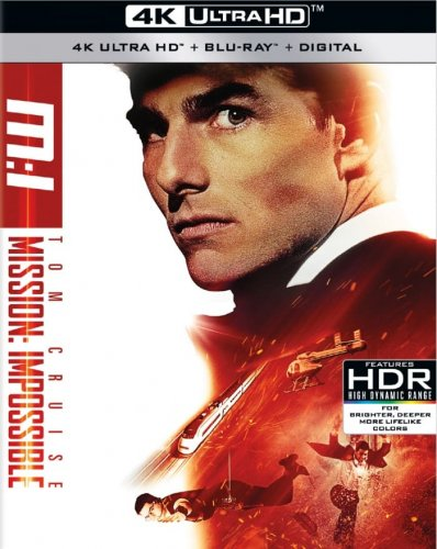 Mission: Impossible 4K 1996