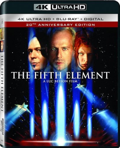 The Fifth Element 4K 1997