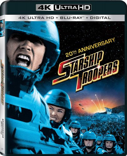 Starship Troopers 4K 1997