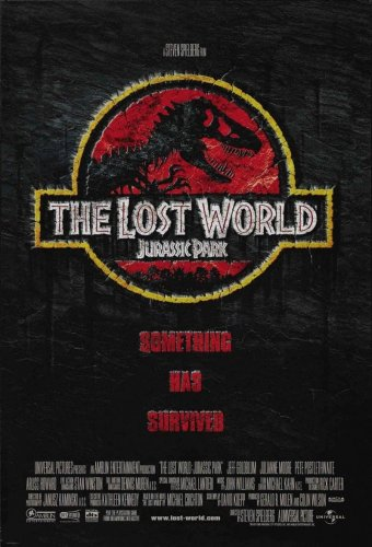 The Lost World: Jurassic Park 4K 1997