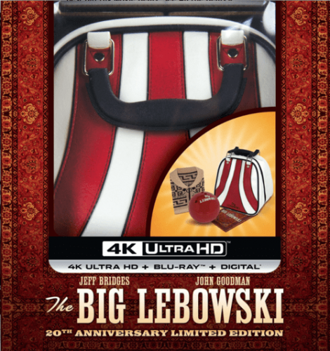 The Big Lebowski 4K 1998