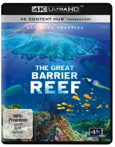 The Great Barrier Reef 4K 1999