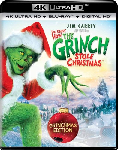 How the Grinch Stole Christmas 4K 2000