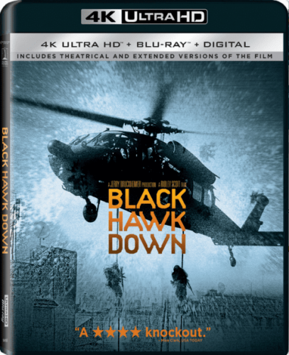Black Hawk Down 4K 2001 EXTENDED
