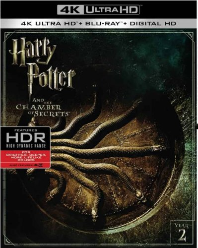 Harry Potter and the Chamber of Secrets 4K 2002