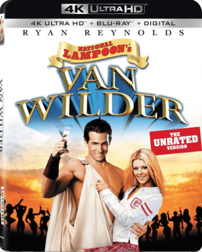 National Lampoon's Van Wilder 4K 2002