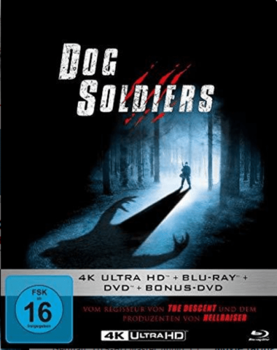 Dog Soldiers 4K 2002