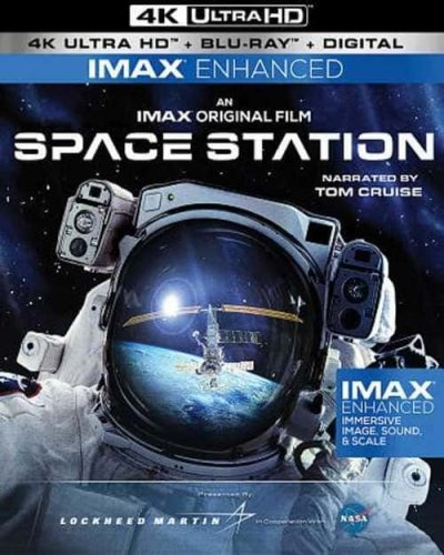 IMAX Space Station 4K 2002 DOCU