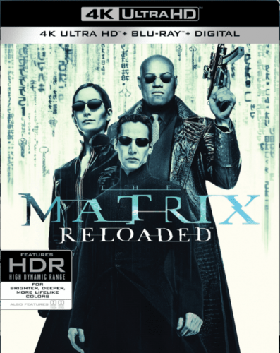 The Matrix Reloaded 4K 2003