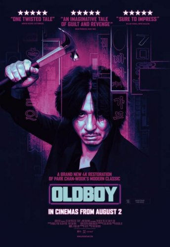 Oldboy 4K 2003 KOREAN