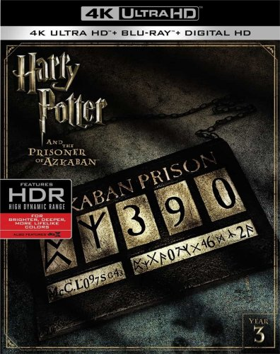 Harry Potter and the Prisoner of Azkaban 4K 2004