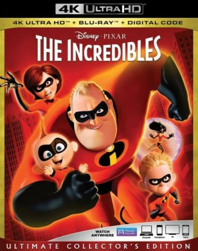 The Incredibles 4K 2004