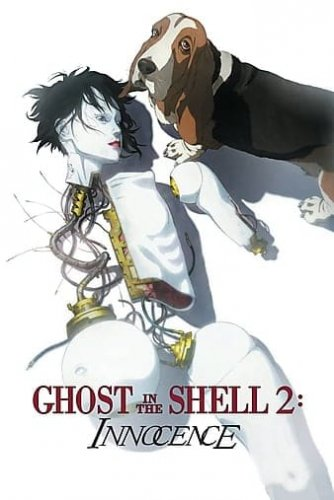 Ghost in the Shell 2 Innocence 4K 2004