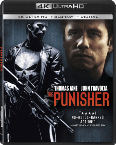 The Punisher 4K 2004