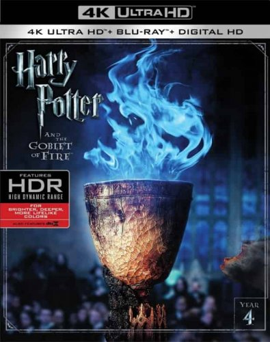 Harry Potter and the Goblet of Fire 4K 2005