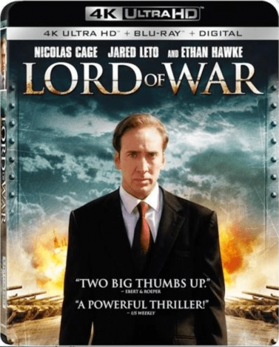 Lord of War 4K 2005