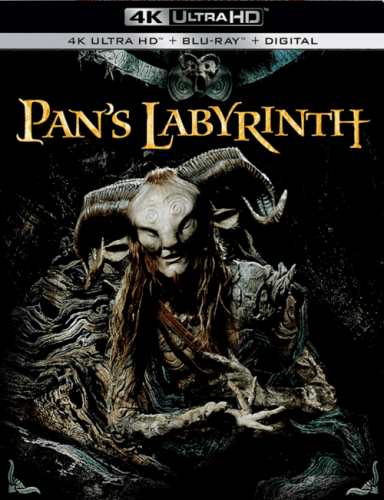 Pans Labyrinth 4K 2006 Spanish