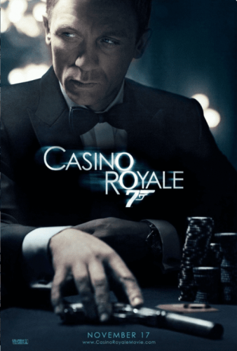 Casino Royale 4K 2006