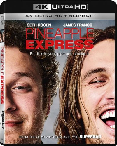 Pineapple Express 4K 2008