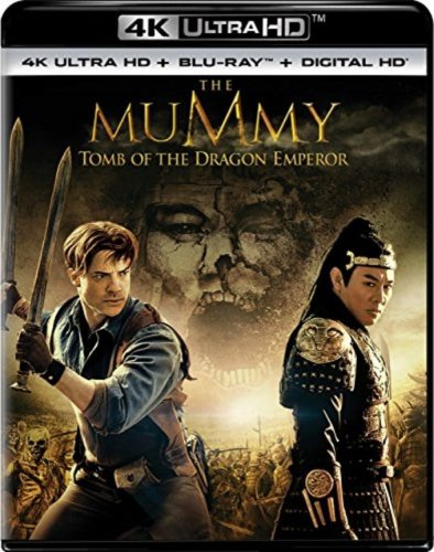 The Mummy Tomb of the Dragon Emperor 4K 2008