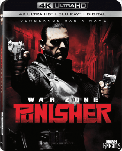 Punisher: War Zone 4K 2008