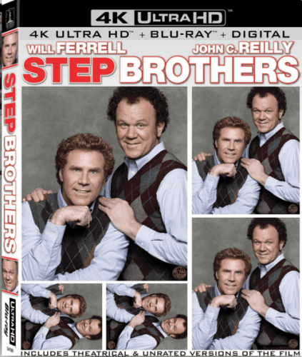 Step Brothers 4K 2008