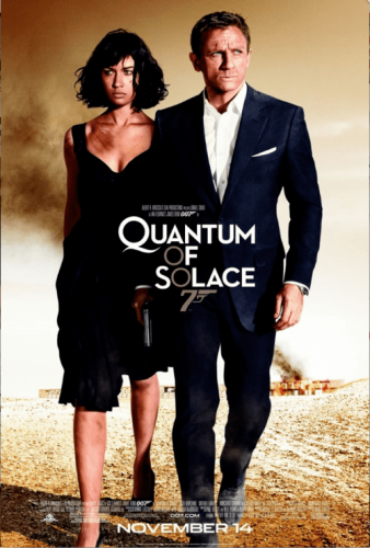 Quantum of Solace 4K 2008