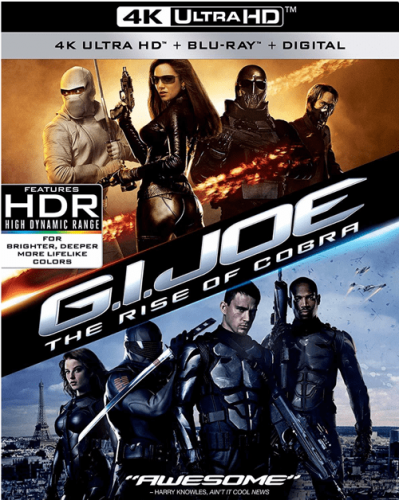G.I. Joe: The Rise of Cobra 4K 2009