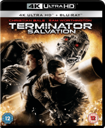 Terminator Salvation 4K 2009