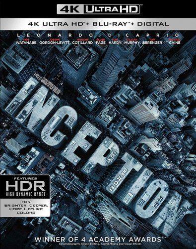 Inception 4K 2010