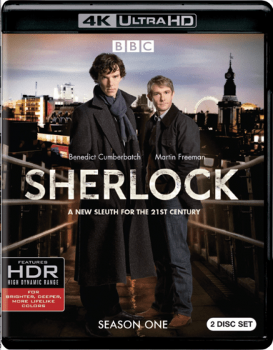 Sherlock: Season One 4K 2010