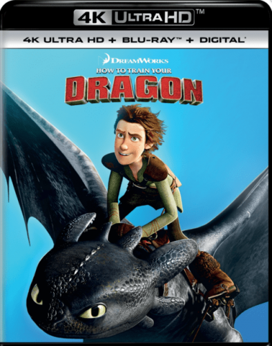 How to Train Your Dragon 4K 2010