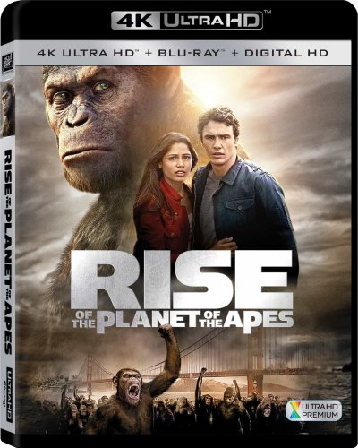 Rise of the Planet of the Apes 4K 2011