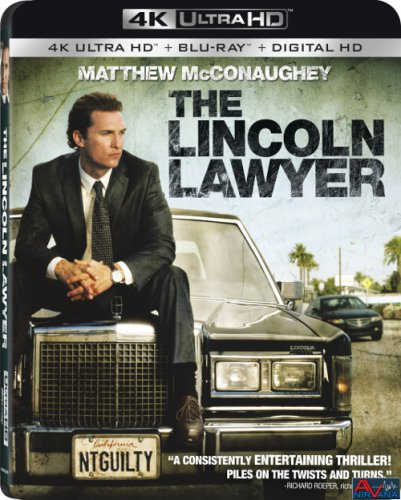 The Lincoln Lawyer 4K 2011