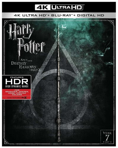 Harry Potter and the Deathly Hallows Part 2 4K 2011