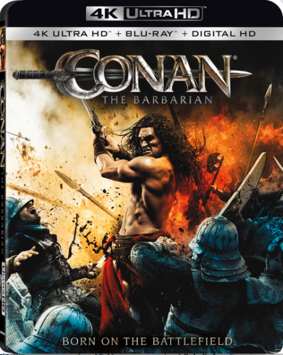 Conan the Barbarian 4K 2011