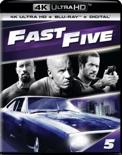 Fast Five 4K 2011 EXTENDED